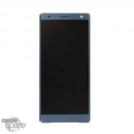 Ecran LCD + vitre tactile Vert Sony Xperia XZ2 (officiel)