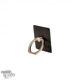 Bague Support pour Téléphone Portable Noir