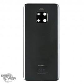 Vitre arrière Huawei Mate 20 Pro Noir (officiel)