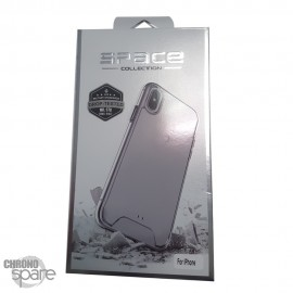 Coque silicone Space Collection Transparente iPhone 7/8