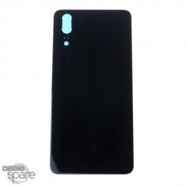 Vitre arrière Huawei P20 Noir