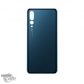 Vitre arrière Huawei P20 Pro Bleu