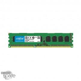Barrette mémoire Kingston 4GB DDR3 CL11 DDR3