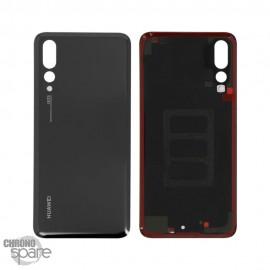 Vitre arrière Huawei P20 Lite Noir