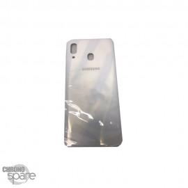 Vitre arrière Noire Samsung Galaxy A20