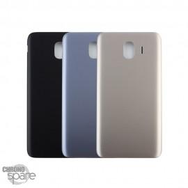Vitre arrière Noire Samsung Galaxy J4 2018 J400F