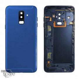 Ecran LCD + Vitre tactile noire (officiel) Samsung J6 2018 J600 j600F J600g J600fn/ds
