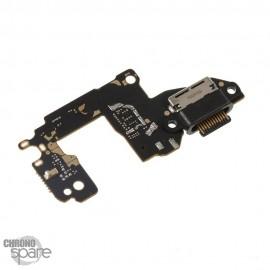 Vitre arrière + lentille caméra Aurora Huawei P30