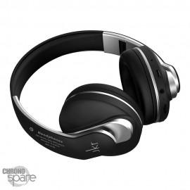 Casque Audio Bluetooth / Radio FM - Blanc