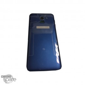 Vitre arrière Bleue Samsung Galaxy J6 2018 J600F