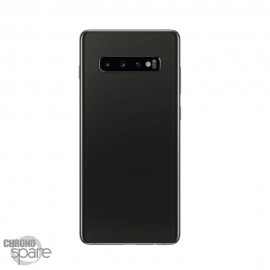 Vitre arrière noire Samsung Galaxy S10