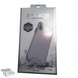 Coque silicone Transparente Space Collection iphone XI