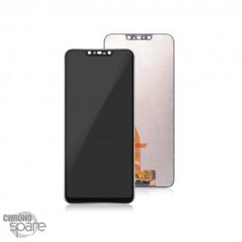 Vitre arrière + lentille caméra or Huawei P Smart