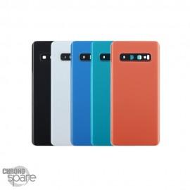 Vitre arrière blanche Samsung Galaxy S10 Plus