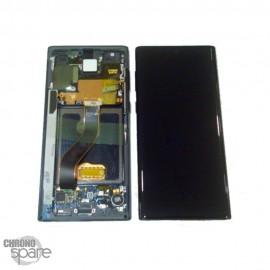 Vitre tactile et écran LCD Samsung Galaxy Note 10 SM-N970 (officiel) Noir
