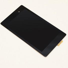 LCD + Vitre tactile Asus Nexus 7 2013 Noir