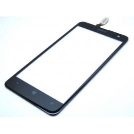 Vitre tactile Nokia Lumia 625 Noir
