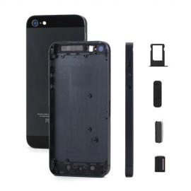 Châssis iPhone 5 noir sans nappes