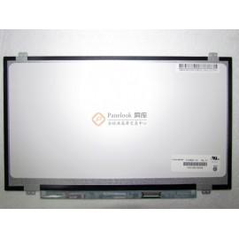 Ecran 14 pouces LED SLIM Brillant 1366*768 connecteur Droite fixation haut et bas LG LP140WH2-TLS1 ou LP140WH8-TLC1 40 pins
