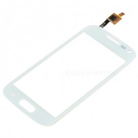Vitre tactile Samsung Ace 2 i8160 blanche