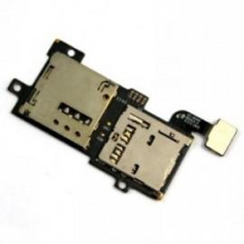 Nappe Sim carte mémoire Samsung Galaxy S3 I9305