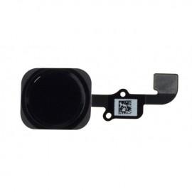 Nappe bouton Home iPhone 6 noir avec Touch ID