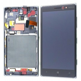 Vitre tactile + écran LCD + châssis Nokia Lumia 830