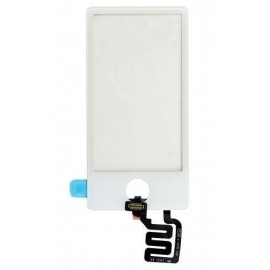 Vitre tactile blanche iPod Nano 7