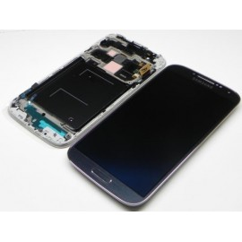 Vitre tactile et ecran LCD Samsung S4 i9505 black edition (Officiel)