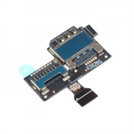 Lecteur Sim + Carte mémoire Samsung Galaxy S4 mini i9195