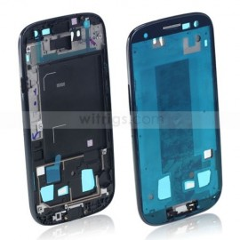 Châssis Samsung Galaxy S3 i9300 (contour gris)