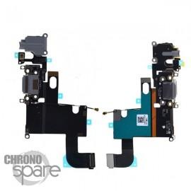 Nappe connecteur de charge gris sideral iPhone 6