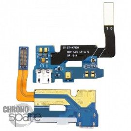 Nappe dock de charge Samsung Galaxy Note 2 N7100