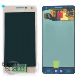 Vitre tactile + écran LCD Samsung Galaxy A500F (officiel) GH97-16679F Or