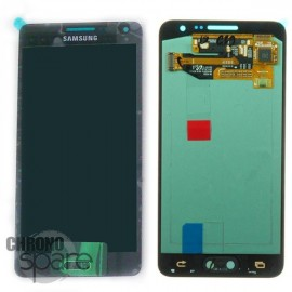 Vitre tactile + écran LCD Samsung Galaxy A300F (officiel) GH97-16747B Noir