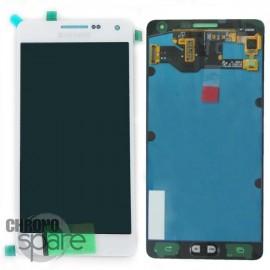 Vitre tactile + écran LCD Samsung Galaxy A700F (officiel) GH97-16922A Blanc