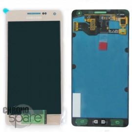 Vitre tactile + écran LCD Samsung Galaxy A700F (officiel) GH97-16922F Or