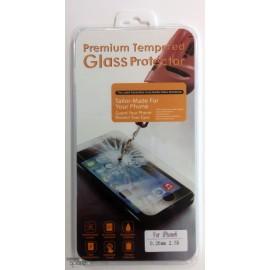 Vitre de protection en verre trempé iPhone 6 avec boîte