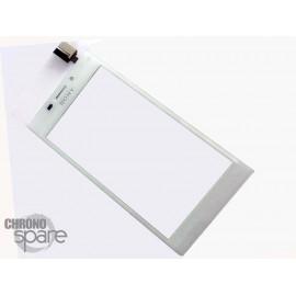 Vitre tactile Sony Xperia M2 blanche