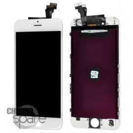 Ecran LCD + vitre tactile iPhone 6+ Blanc Fournisseur T
