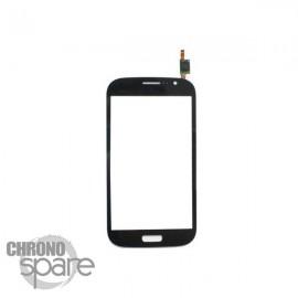 Vitre tactile Samsung Galaxy grand Plus I9060i Noire