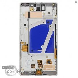 Châssis métal Nokia Lumia 930 Blanc