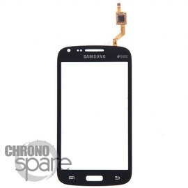 Vitre tactile Samsung Galaxy Core I8260 Noire