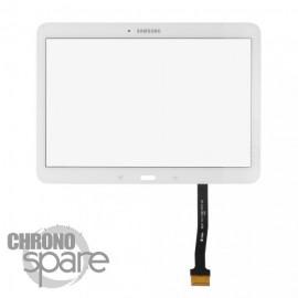 "Vitre tactile Galaxy Tab 4 10"" T530 Blanche MCF-101-1387-FPC-V5"