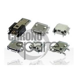 Lot de connecteurs Micro USB 5 pins divers
