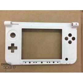 Chassis inférieur Nintendo 3DS XL Blanc