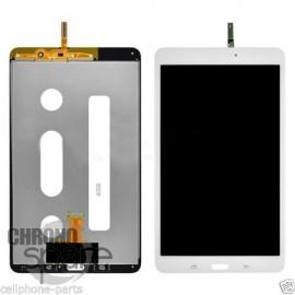 Ecran LCD + Vitre Tactile Blanche Samsung Galaxy Pro 8.4 T320 (officiel) GH97-15556B