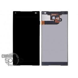 Ecran LCD et Vitre Tactile noire (sans chassis) Sony Xperia Z5 Compact Compatible