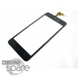 Vitre tactile noire Wiko Jimmy - M202-Q30130-000