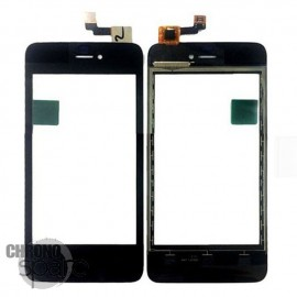 Vitre Tactile noire Wiko Kite - M202-N74130-020